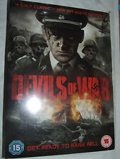 DEVILS OF WAR Horror  DVD NEW AND SEALED