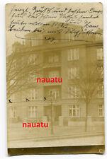 Foto Haus in Hamburg Wandsbek 1914