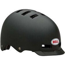 Bell Sports Trans Multisport Adult Helmet Matte Black Bike Helmet Age 14 + NEW!