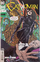 Catwoman #6 DC COMICS Cover A 1ST PRINT ALLRED JONES