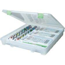 Crafts Art Bin ArtBin Cricut Cartridge Storage Case Organizer Box Tray Tote Tool