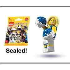 ☆NEW☆ Lego 8683 Collectible Minifigure Series 1 Cheerleader! FACTORY SEALED!!!