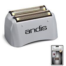Andis ProFoil Lithium Titanium Foil Replacement Shaver Head Hypoallergenic Gold