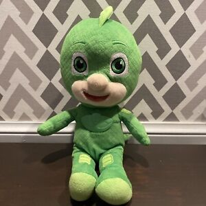 PJ Mask Gekko Plush Soft Toy Official License Genuine 35cm