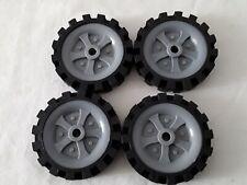 Knex Wheels / Tire 2.5