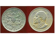 KENYA 50 cent 1967