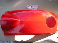 BM23. carenage plastique rouge pour scooter neuf