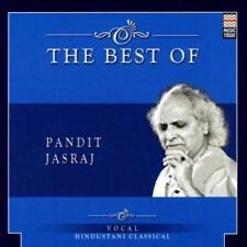 The Best of Pandit Jasraj CD Very RARE & OOP! FREE Shipping!