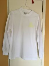 Palace Skateboards Surkit Long Sleeve T Shirt White Size Medium