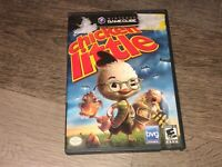 Chicken Little Nintendo Gamecube Complete CIB Authentic