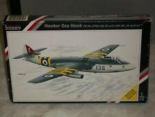 "Special Hobby 1/72 Hawker Sea Hawk FB Mk.3/FGA Mk.50 w/AIM-9B ""Hi-tech kit"""
