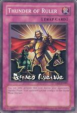 Yu-Gi-Oh ! Carte Thunder Of  Ruler - DR1-EN097