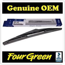 Genuine Rear Wiper Blade for Hyundai Elantra Tucson OEM [988501H000]