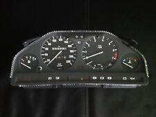 BMW E30 VVFL TACHO GENERALÜBERHOLT MIT 0 KM UND NEUEN SI-AKKUS KOMBIINSTRUMENT