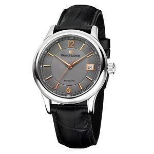 Maurice Lacroix LC6027-SS001-320 Men's Les Classiques Silver-Tone Automatic