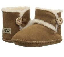 Ugg® Lemmy Ii Boot - Size: 0/1 Baby / Toddler - Chestnut - 1018136I