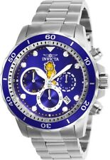 Invicta 25146 Character Collection Men's 45mm Chronograph Stainless Steel Watch