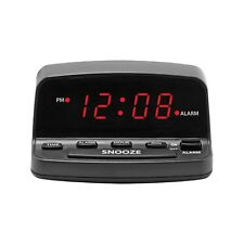 Keyboard Alarm Clock - New With Black And Red Led Display, Customization