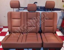 OEM Mercedes G class W463 SEAT LEATHER COVER DESIGNO G550 G55 G500