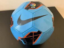 Nike Lfp Soccer Ball 12/13 Size 5 Blue Black