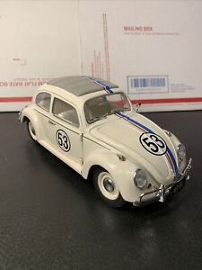 Disney Johnny Lightning - Herbie Volkswagen VW Beetle - 1:18 scale