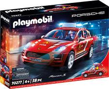 Playmobil 70277 Porsche Macan S Feuerwehr NEU OVP