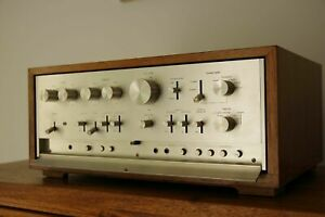 AUDIOPHILE PIONEER EXCLUSIVE C3 CLASS A PREAMPLIFIER IN NICE CONDITION.