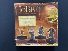 HeroClix The Hobbit An Unexpected Journey 4 Figure Mini Game New Sealed