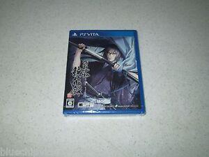 Hakuoki Kyokaroku Sony PS Vita Japan Import Unopened Sealed
