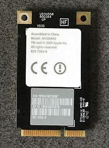 Airport iMac A1311 EMC 2389 AR5BXB92 Extreme Wireless WIFI Card 825-7362