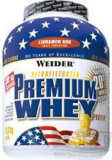 Weider Premium Whey 2,3Kg (22,39�'�/Kg) Protein BCAA Eiwei�Ÿ Shake
