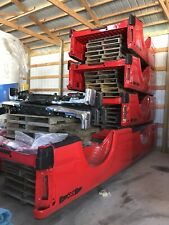 OEM Factory 17-19 Super Duty 8' LONG BED New Take Off RACE RED PQ Truck Box