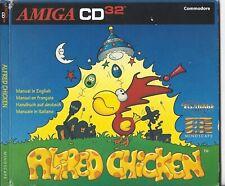 Amiga CD32 Game - Alfred Chicken
