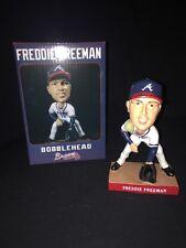 FREDDIE FREEMAN Atlanta Braves Bobble Bobblehead 2013 Collectible SGA w/BOX NIB