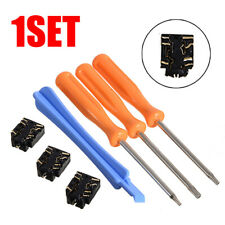 3.5mm Jack Headphone Headset Audio&Screwdriver Kit For Xbox One Controller+Tools