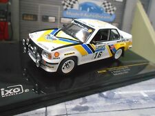 OPEL Ascona B 400 Rallye RAC 1981 #16 McRae Dealer Team Shell NEW IXO 1:43