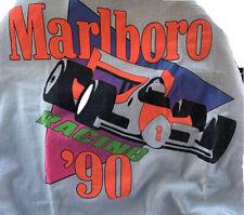 New listing Vintage Xl 1990 90's Marlboro Cigarettes Racing T Shirt F1 Formula 1 Penske Team
