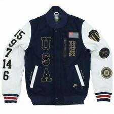 NIKE USA DREAM TEAM 20th ANNIVERSARY DESTROYER VARSITY JACKET SIZE XL