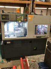 Cnc Swiss Screw Machine With Bar Feeder