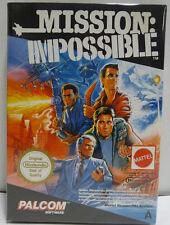 MISSION IMPOSSIBLE - MATTEL NINTENDO NES PAL A VERSION BOXED RARE