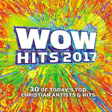 Various Artists - Wow Hits 2017 CD 2016 ** NEW ** STILL SEALED **