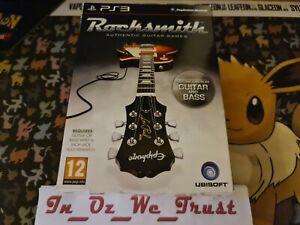Rocksmith Inc Real Tone Cable (Sony PlayStation 3, 2012)