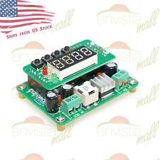 B3603 3A 6-40V DC-DC Digital Control CV/CC Step-Down Buck Converter Module USA