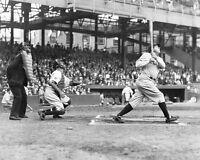 New York Yankees BABE RUTH Glossy 8x10 Photo Major League Baseball Print Poster