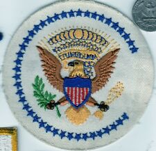 FLAWED PATCH SHIELD POLICE or Military Related ? US President Eagle Crest