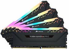 Corsair Vengeance RGB PRO LED Lighting 64GB (4x16GB) DDR4 3200MHz C16 XMP Memory