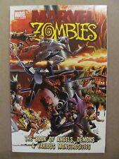 Marvel Zombies The Book of Angels Demons & Various Monstrosities 2007 One Shot