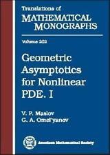 Geometric Asymptotics for Nonlinear PDE. I