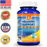 Advanced Hearing Health Support Stop Tinnitus Relief Ear Ringing 90 Capsules