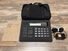 Roland R8 Drum Machine Rhythm Composer Great Condition Power Supply Owner Manual